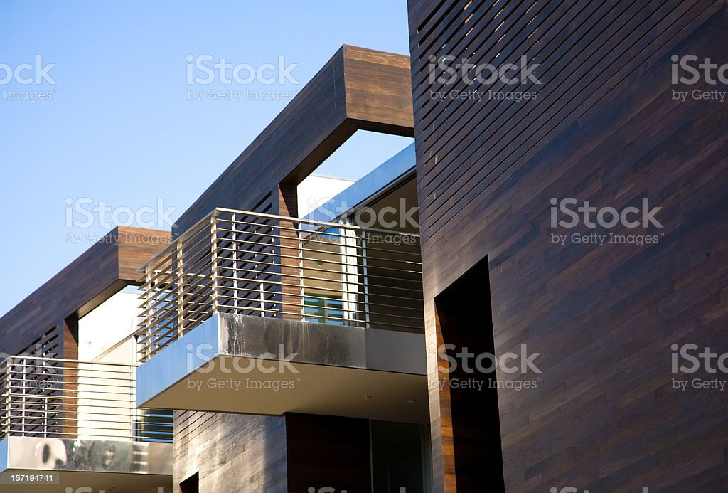 Modern Apartment royalty-free stock photo