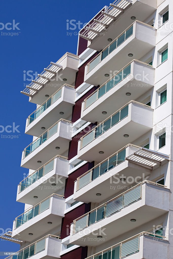 Modern Apartment royalty-free stock photo