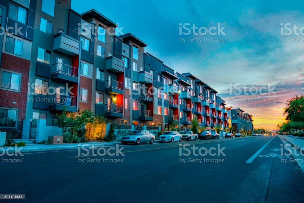 Moderno Apartments - foto de stock