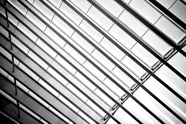Modern Architecture Abstract stock photo