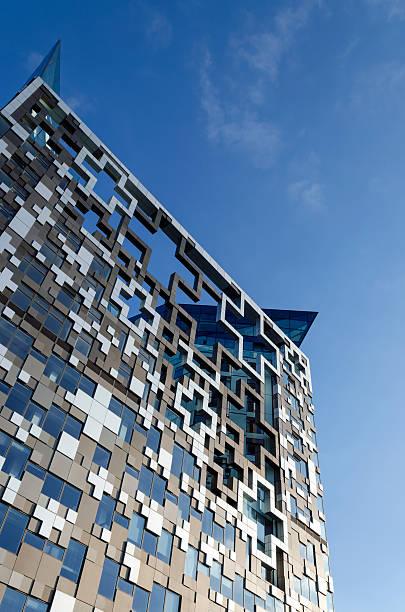 Moderne Architektur-Birmingham – Foto