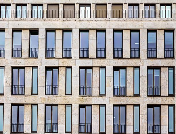 Moderne Architektur-Gebäude – Foto