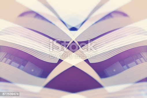 istock modern architecture – Composition 872539474