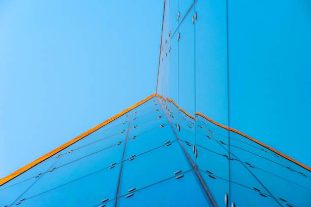 Moderne Architektur-detail – Foto