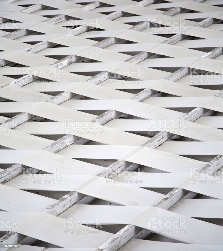 Modern architecture detail stock photo