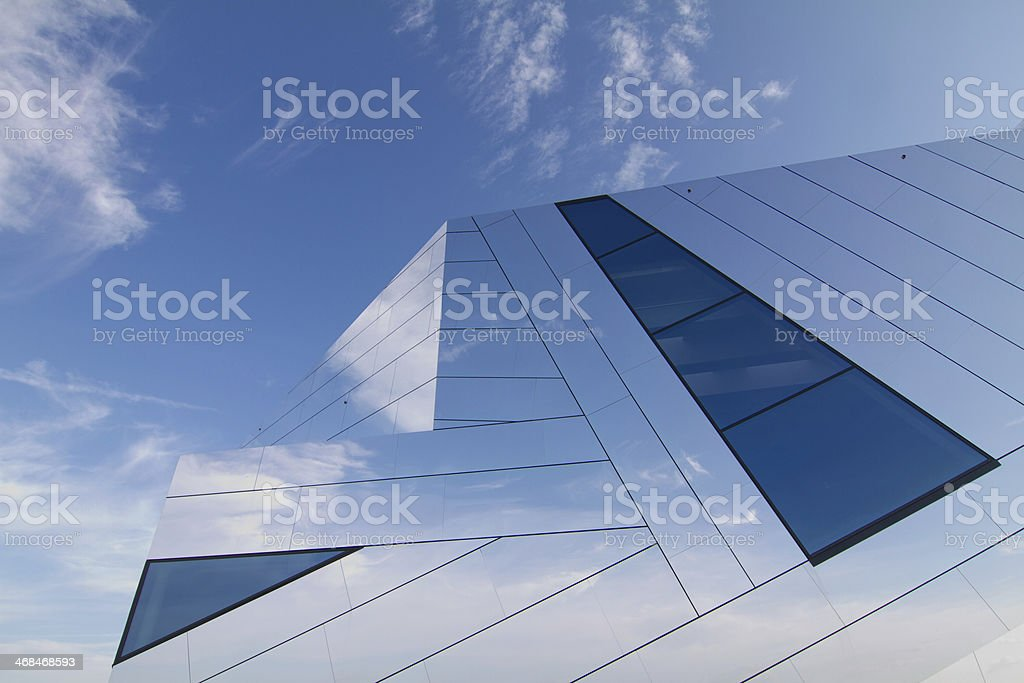 Photo Libre De Droit De Architecture Moderne Facade En Verre