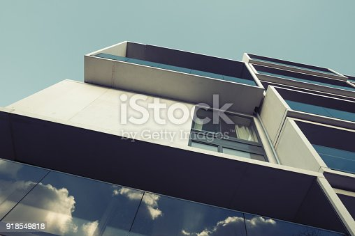 istock Modern architecture in Berlin 918549818