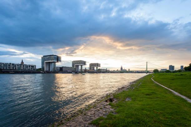 Moderne Architektur in Köln, Deutschland – Foto