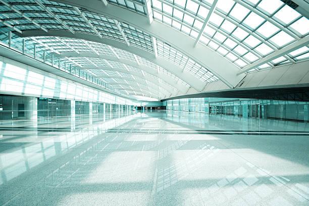 moderne architektur innenraum - bogen bauen stock-fotos und bilder