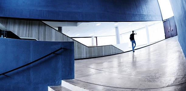 arquitetura moderna - vida de estudante - fotografias e filmes do acervo