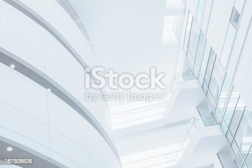 istock Modern Architecture 187309526