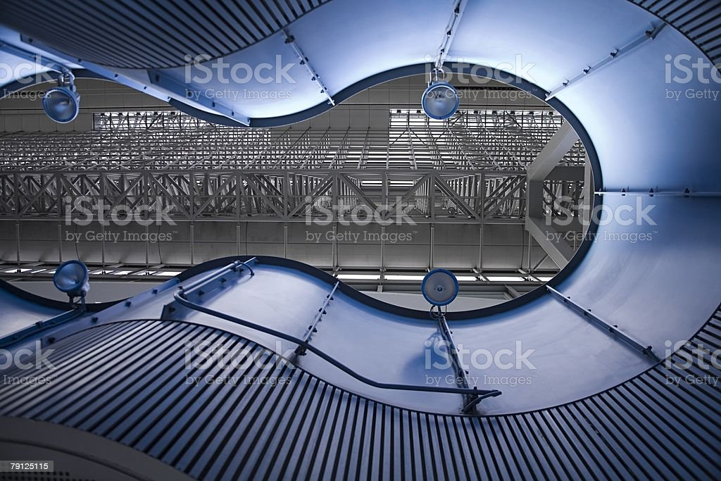 Modern architecture 免版稅 stock photo