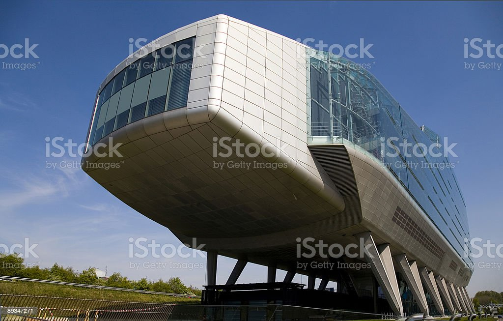 Modern  architecture - Royalty-free Accessibility Stock Photo