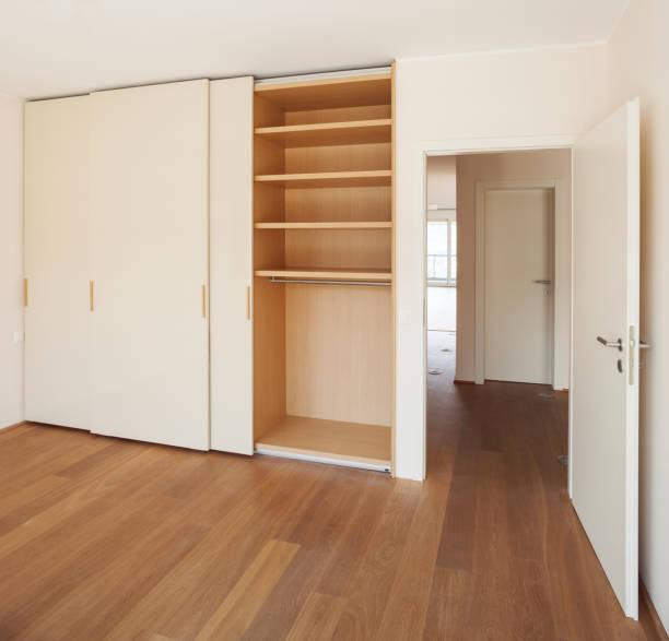 modern architecture, wardrobes – Foto