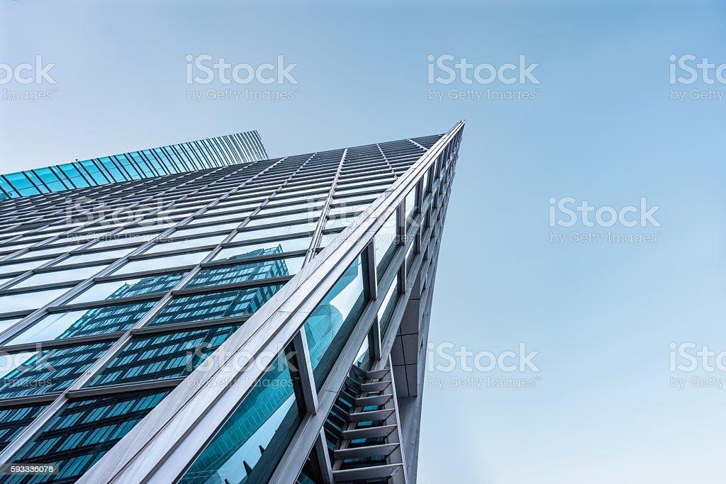 modern architecture,copy space – Foto