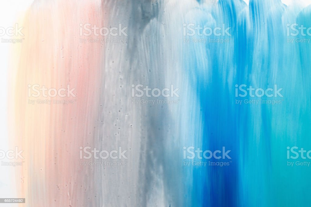 Modern art background, abstract color gradation stock photo