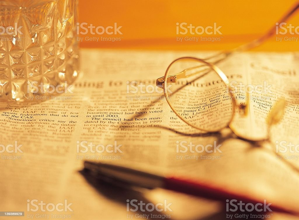 Modern Article royalty-free stock photo