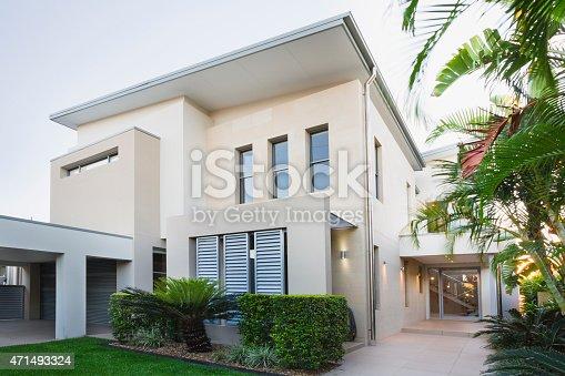 istock Modern Australian Home 471493324