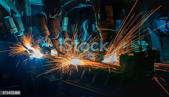 istock modern automated assembly line for cars 615403368