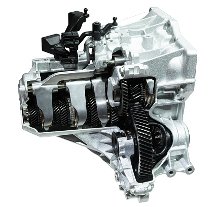 Modern Automatic Transmission Stock Photo - Download Image Now