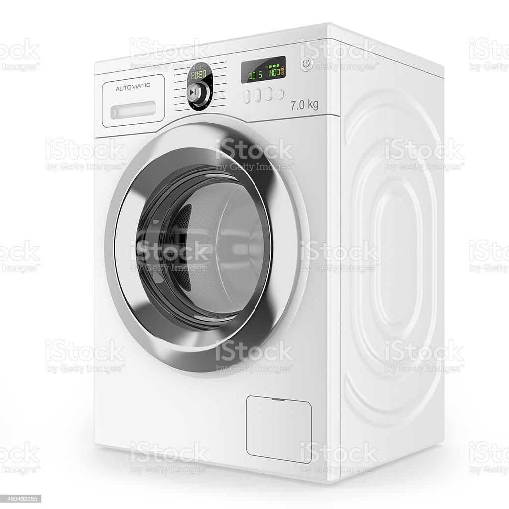 moderne automatische waschmaschine stock fotografie und mehr bilder von ausr stung und ger te. Black Bedroom Furniture Sets. Home Design Ideas