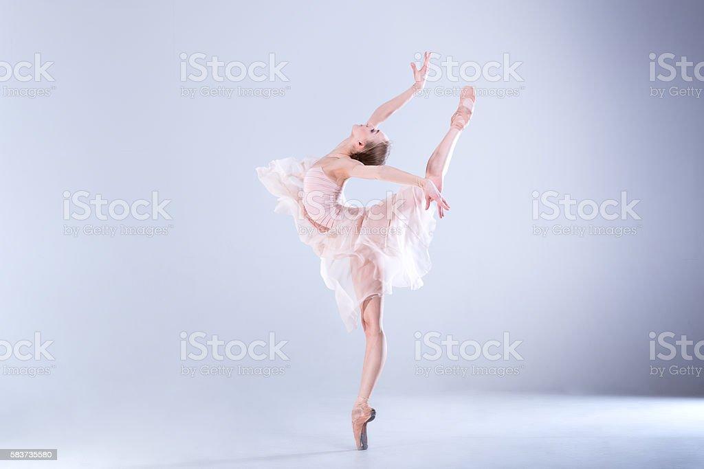 Modern Ballet stock photo