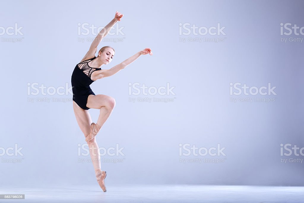 Modern Ballet stok fotoğrafı
