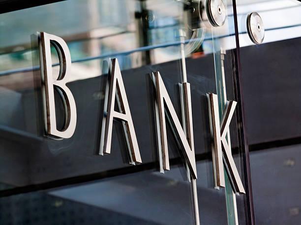 Moderne Bank – Foto