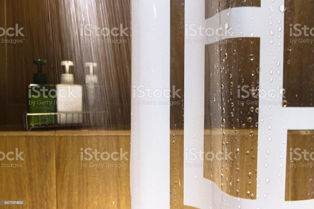 Modern Bath stock photo