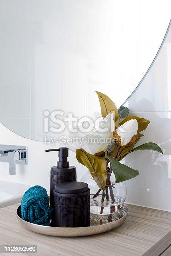 Modern Bathroom Details as Home Decor / Decoration