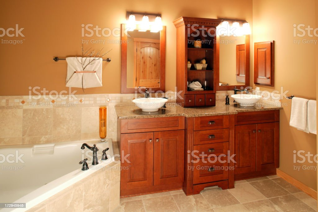 Modern Bathroom Home Stock Photo Download Image Now Istock