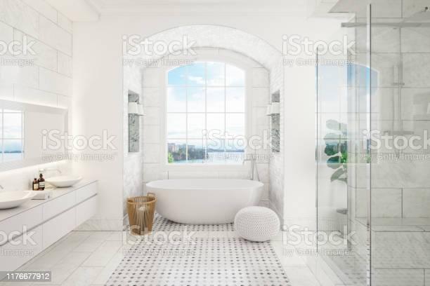 Modern bathroom interior picture id1176677912?b=1&k=6&m=1176677912&s=612x612&h=x8ohdvm7m1ptqebdmotaj9gpmxp3u 2qtgz5nw7gngu=
