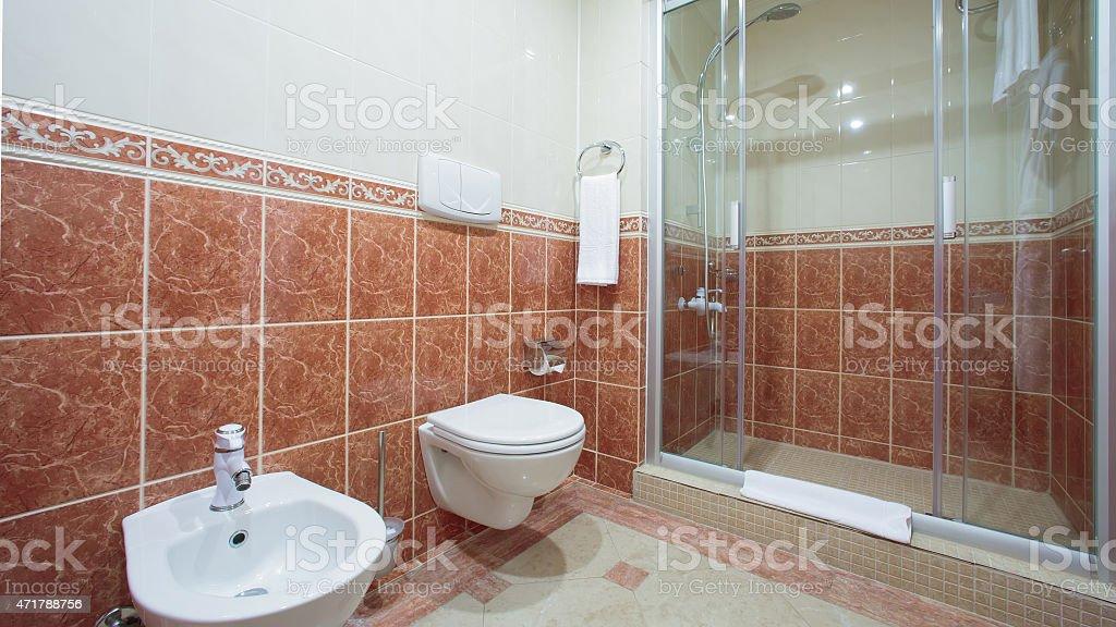 Modernes Badezimmer Innenraum Stockfoto und mehr Bilder von ...
