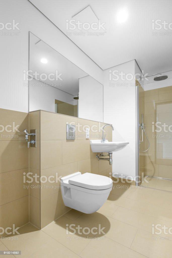 Modernes Badezimmer Stockfoto und mehr Bilder von ...