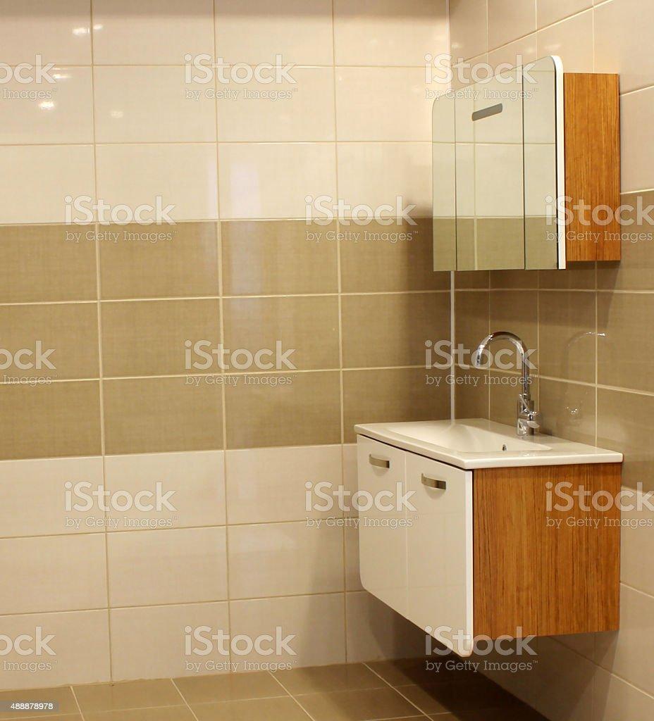 Moderne Badezimmer Waschbecken Stockfoto und mehr Bilder von 2015 ...
