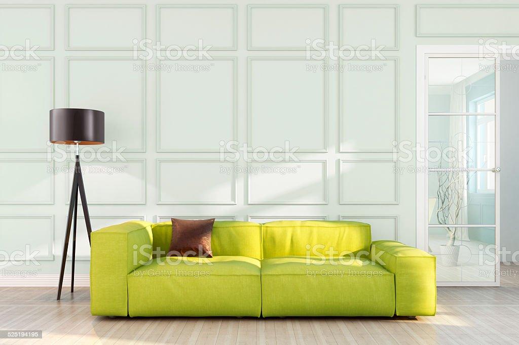 Moderne Bauhaus-Innenfutter – Foto