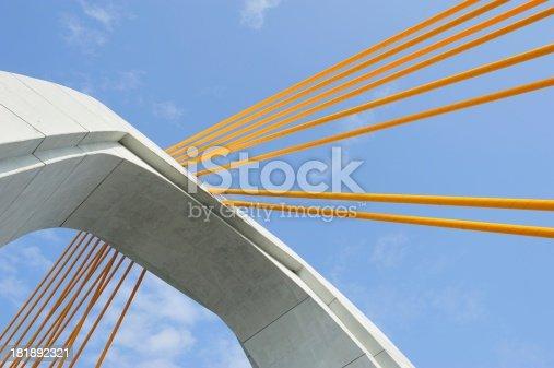 istock Modern Bay Bridge 181892321