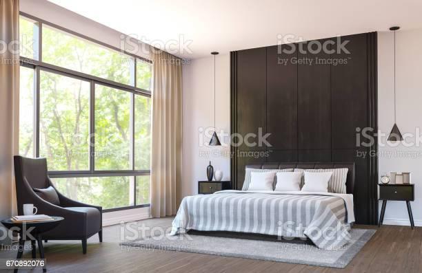 Modern bedroom decorate with brown leather furniture and black wood picture id670892076?b=1&k=6&m=670892076&s=612x612&h=zxhlt1gpy6gmvu02kjlwadx1ztl5k01enncf9bpacko=