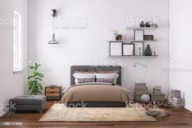 Modern bedroom interior with blank wall for copy space picture id1060147940?b=1&k=6&m=1060147940&s=612x612&h=xeqrj weisfkcu3d6skvvxi xfrry u84bixdbvizhu=