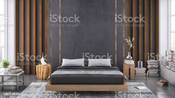 Modern bedroom interior with blank wall for copy space picture id1060148004?b=1&k=6&m=1060148004&s=612x612&h=khg4bgeh u6inoqmh933w oghxstr6ypcs97o3cl wa=