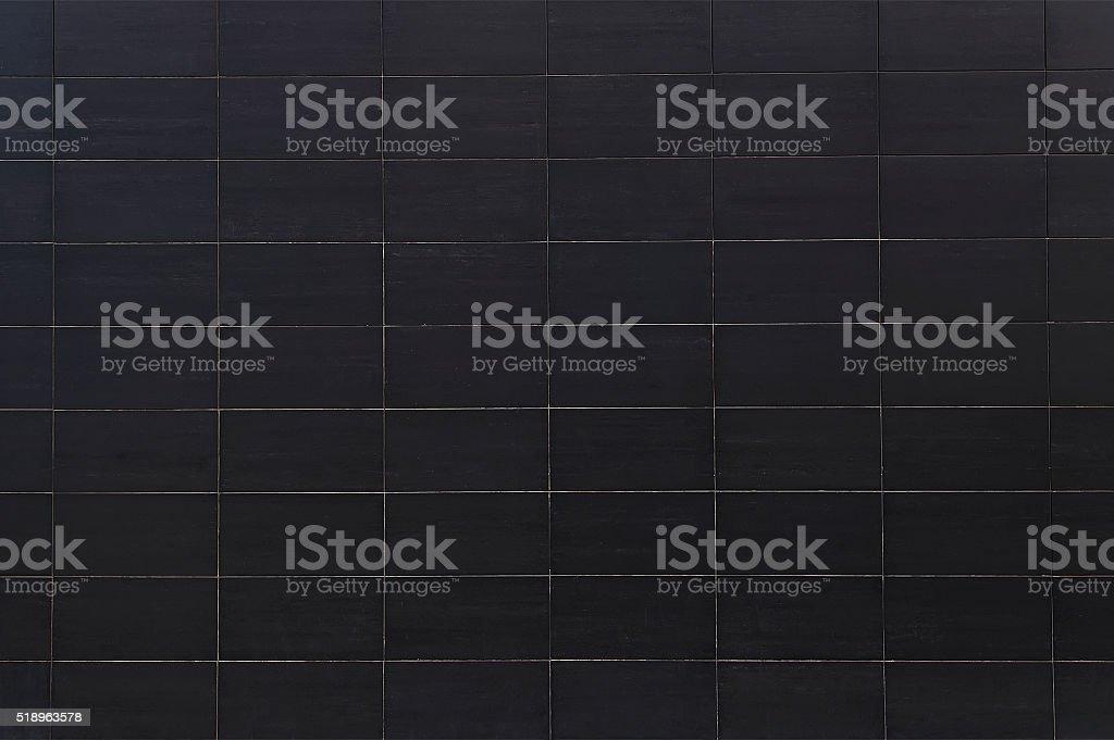 Modern black wall background texture stock photo