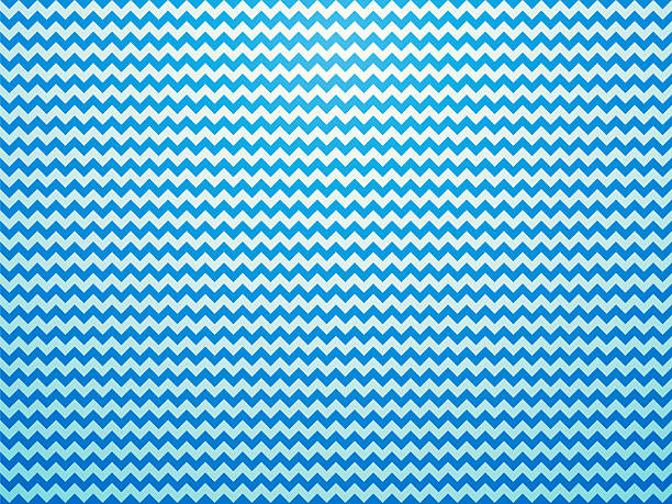 modern blue zig zag background ocean stock photo