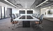 istock Modern board room 1254518392