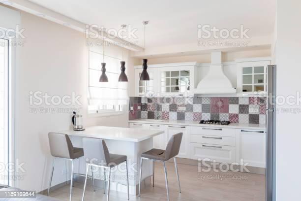 Modern brand new luxury kitchen picture id1159169844?b=1&k=6&m=1159169844&s=612x612&h=6acs6y3cx9m1kcam4yr l l0kd2zwfkmeuu6sdzhmok=