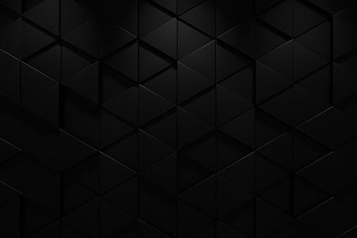 Modern brick wall. 3D rendering.