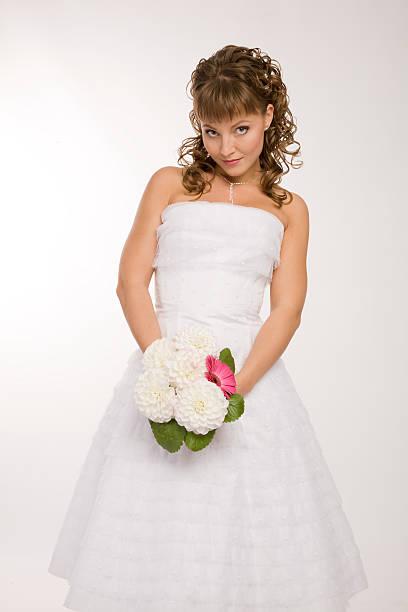Modern bride – Foto