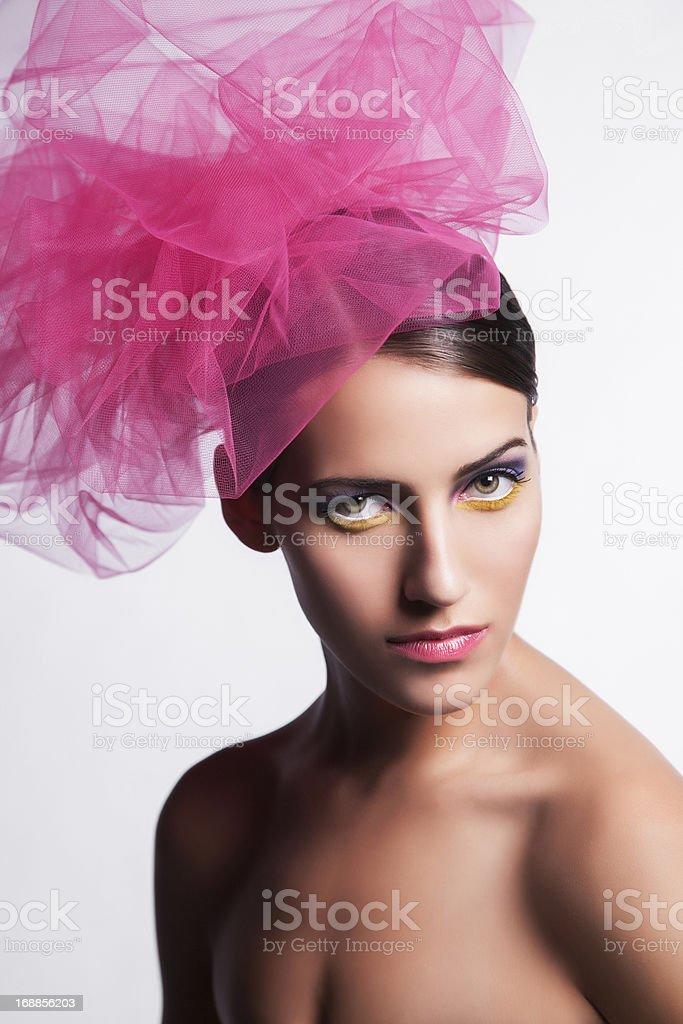 Modern Bride royalty-free stock photo
