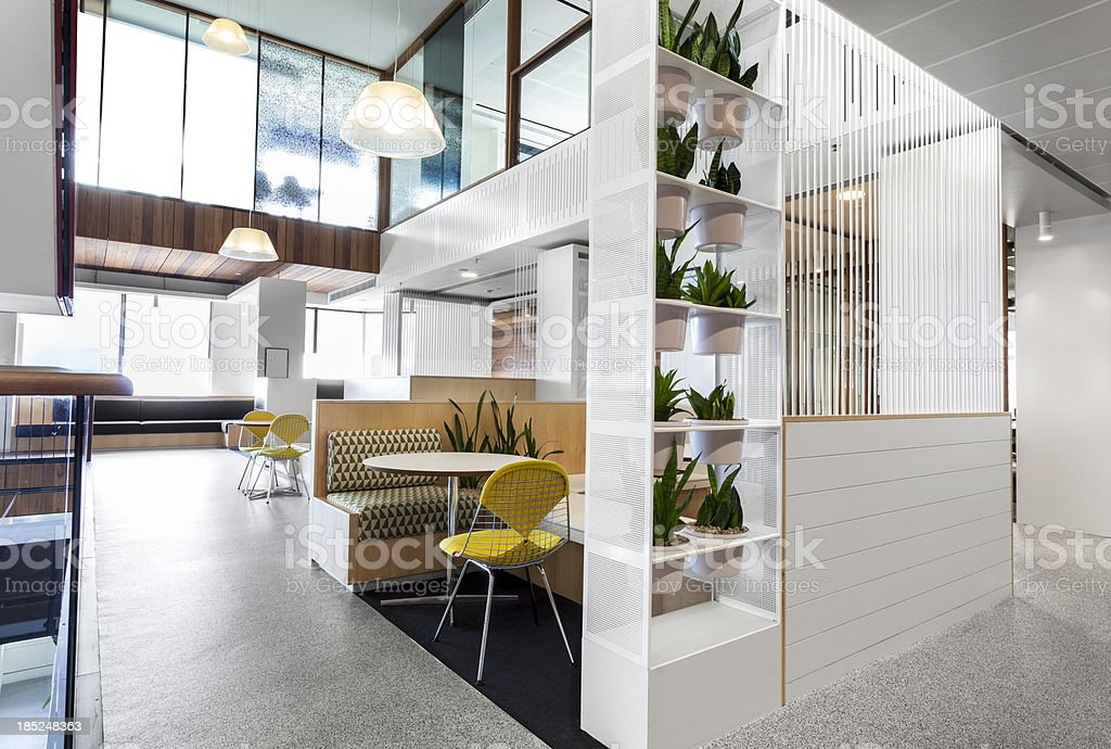 \'Modern, sophisticated & brightly lit office space in a eco-friendly...