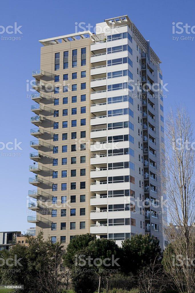 Modern building 05 royalty-free stock photo