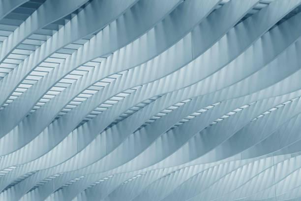 Modernes Gebäude abstrakte Hintergrundmuster – Foto